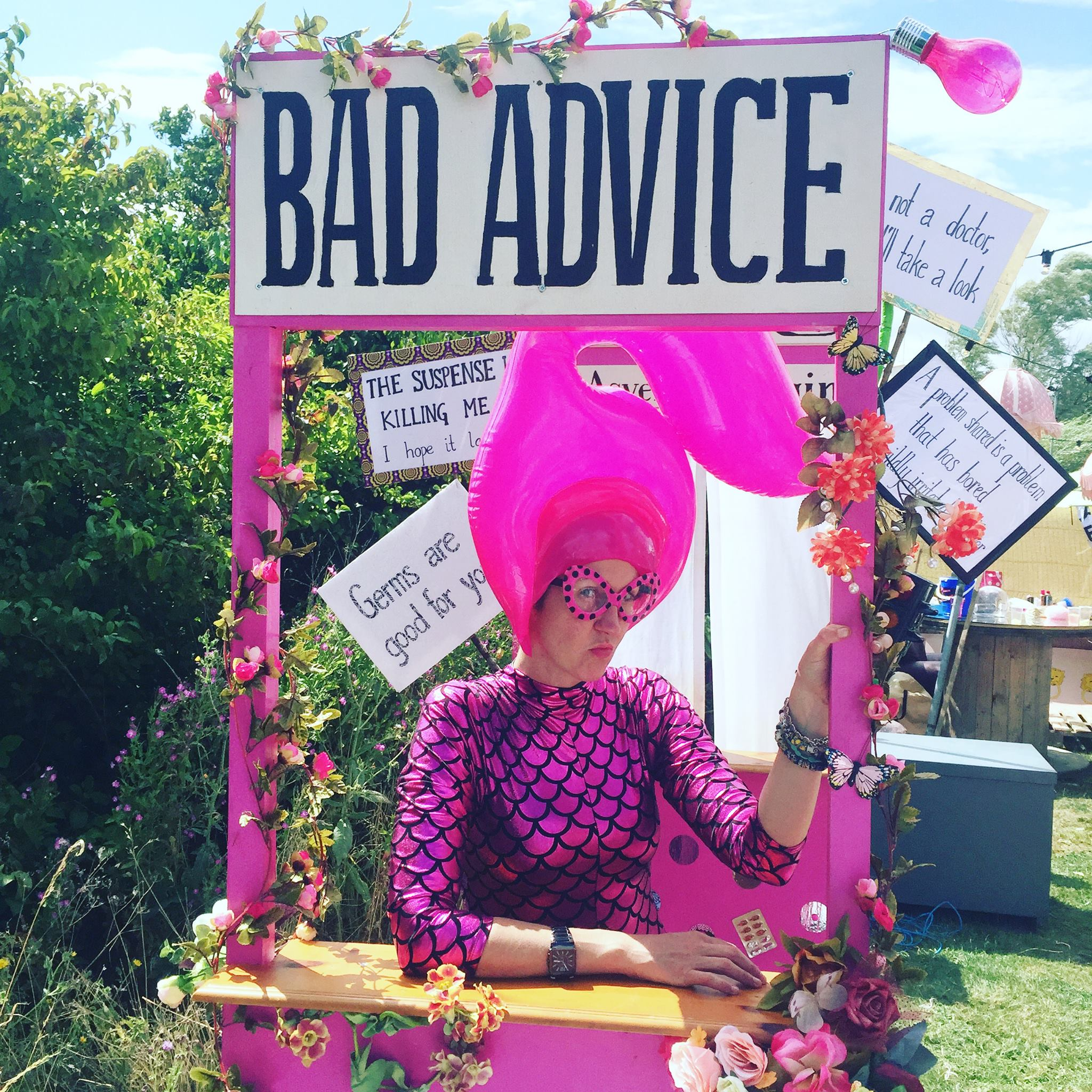 Bad Advice (Secret Garden Party)