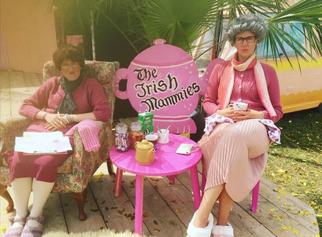 The Irish Mammies